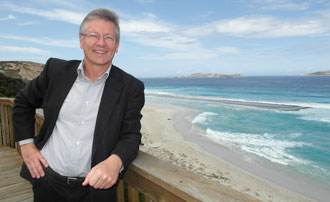 Bill Marmion, WA Mining and Petroleum Minister