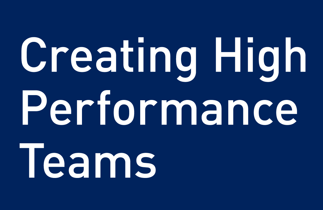 CreatingHighPerformanceTeams-1