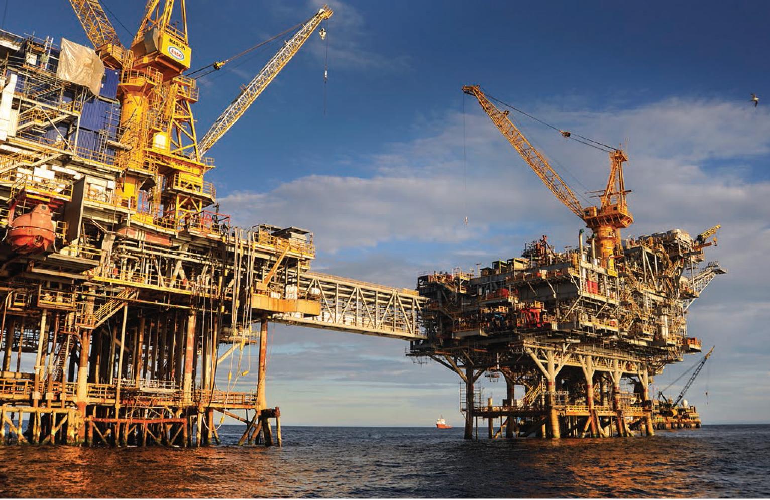 Offshore ExxonMobile